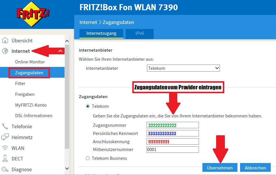 Fritzbox Router Konfigurieren Fritzbox Login Die Anleitung