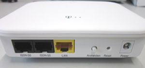 Speedport ISDN S0
