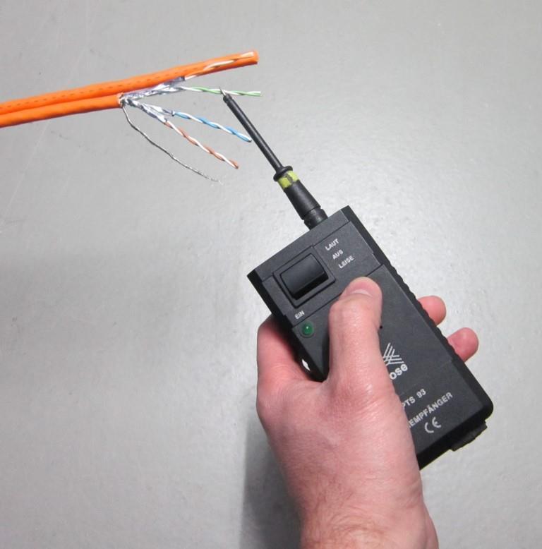 Kabel- und Leitungssucher + Kabelsuchgerät + Nützliche Informationen