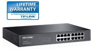 Switch TP-Link TL-SG1016D