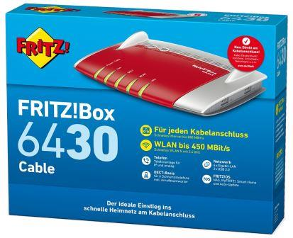 Fritz!Box 6430 Cable
