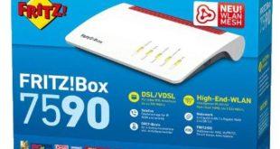 FritzBox 7490 Nachfolger