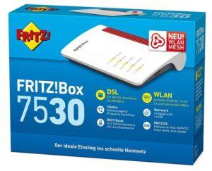 Fritzbox 7530 Verpackung